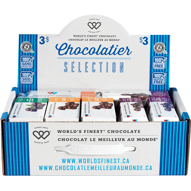 Chocolatier Selection Suitcase - Nut & Peanut Free - $3